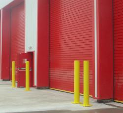 Insulated shutters/ industrial security products